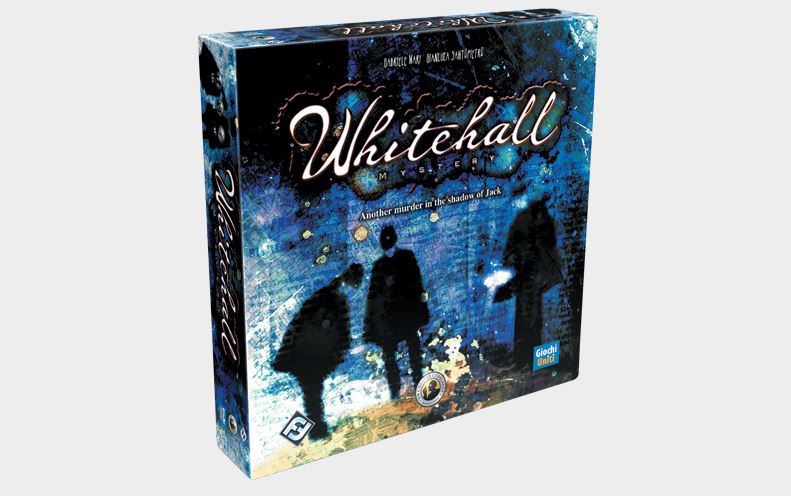 Whitehall Mystery Now Available From Fantasy Flight Games