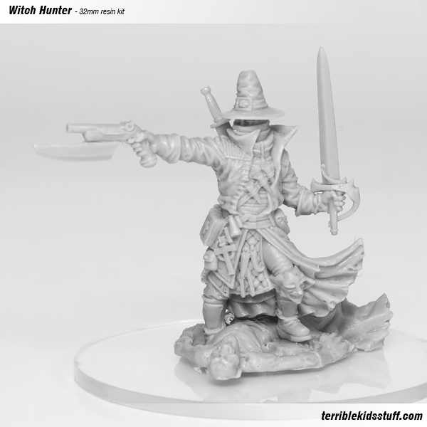 Witch Hunter (Heroic 28mm)