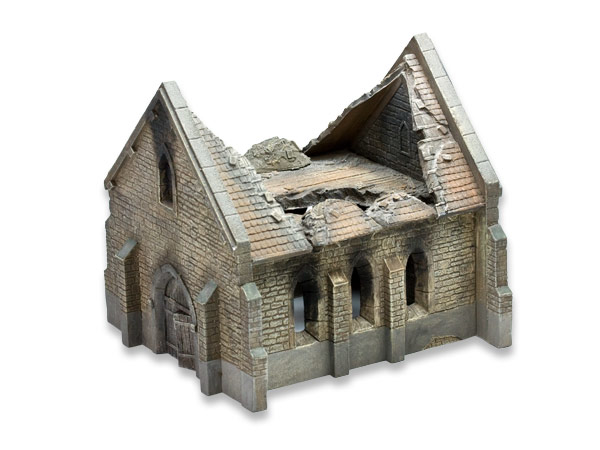 destroyed-normandy-church-15mm