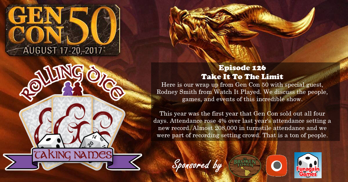 Podcast Roundup - Tabletop Gaming News – TGN