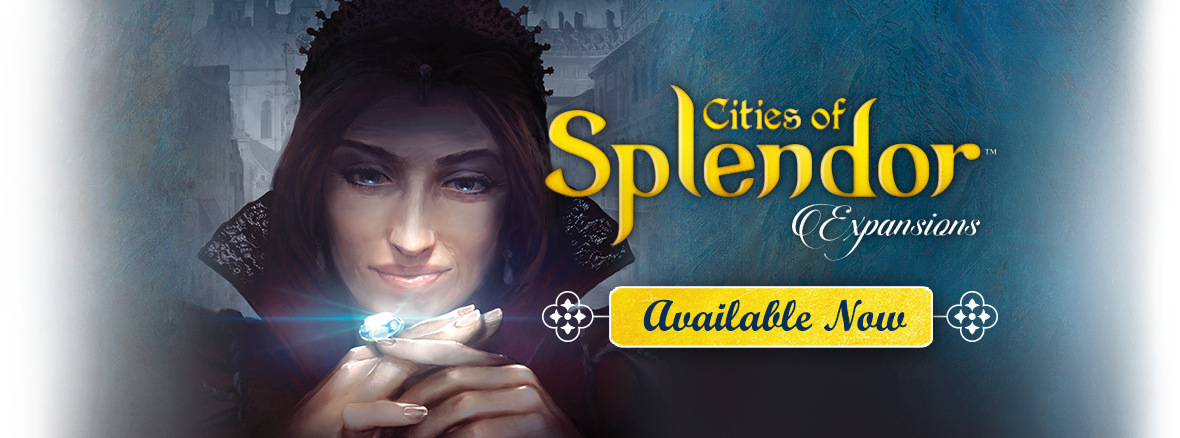 Cities of Splendor Expansion
