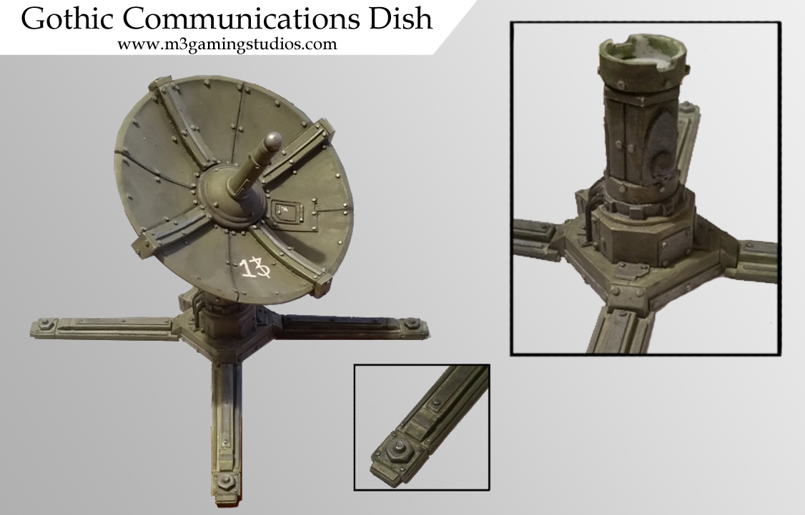 The Gothic Communication Dish