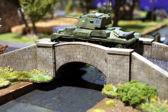 28mm British canal bridge 4