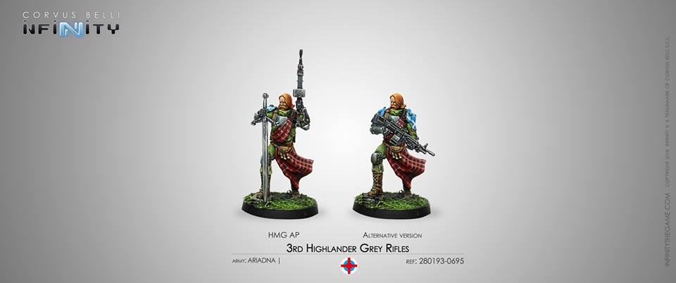 3rd Highlander Grey Rifles