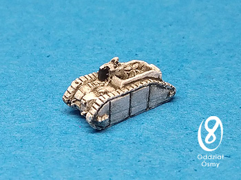 PSF-644 Iguana APC (15 pcs) - open-topped personnel carrier