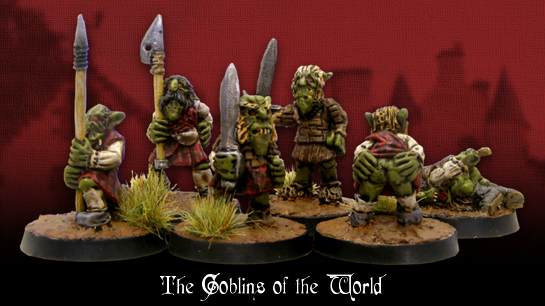 The Goblins of the World