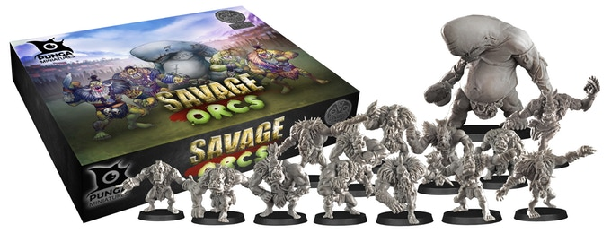 Savage Orcs Team