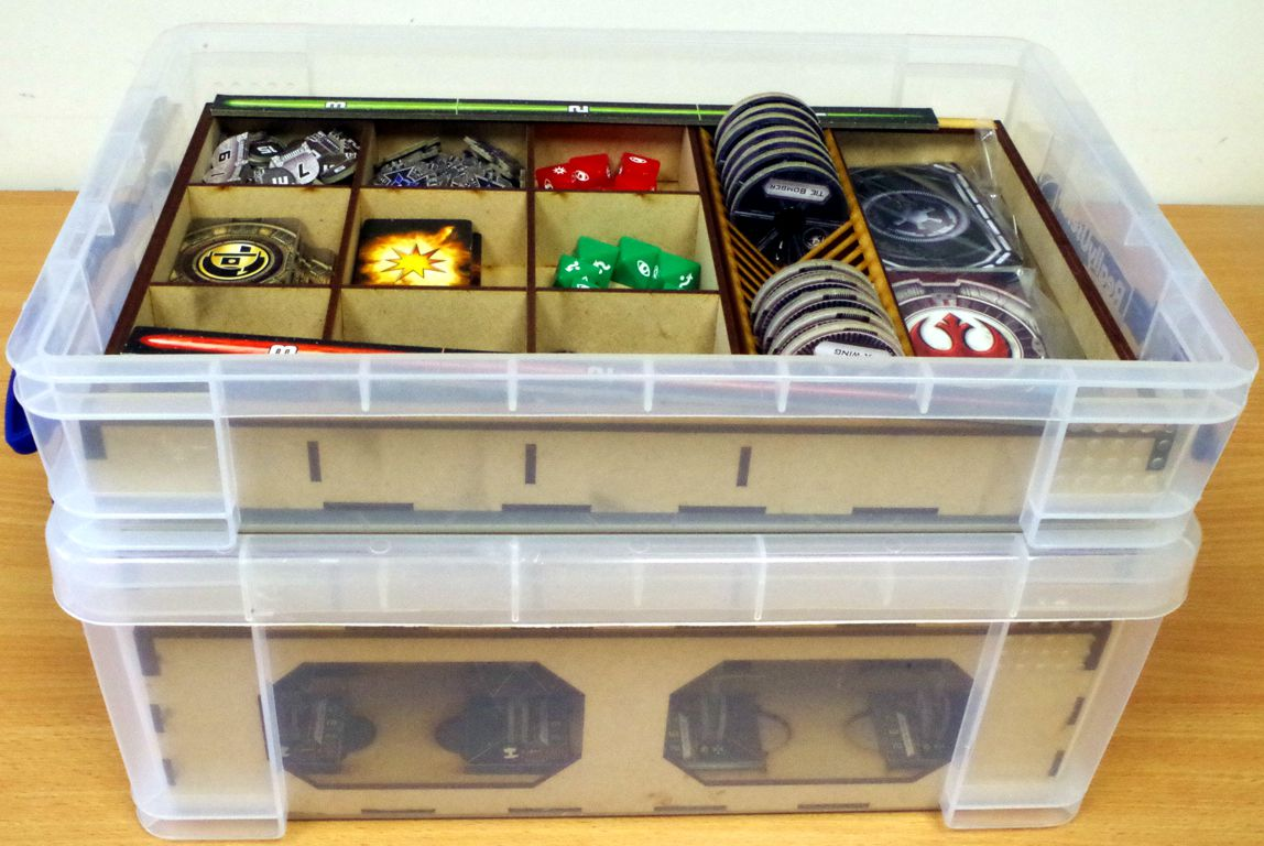 Star Wars Storage 2