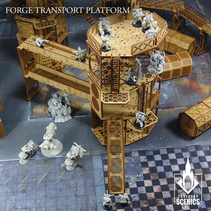 Forge Transport Plaform 1