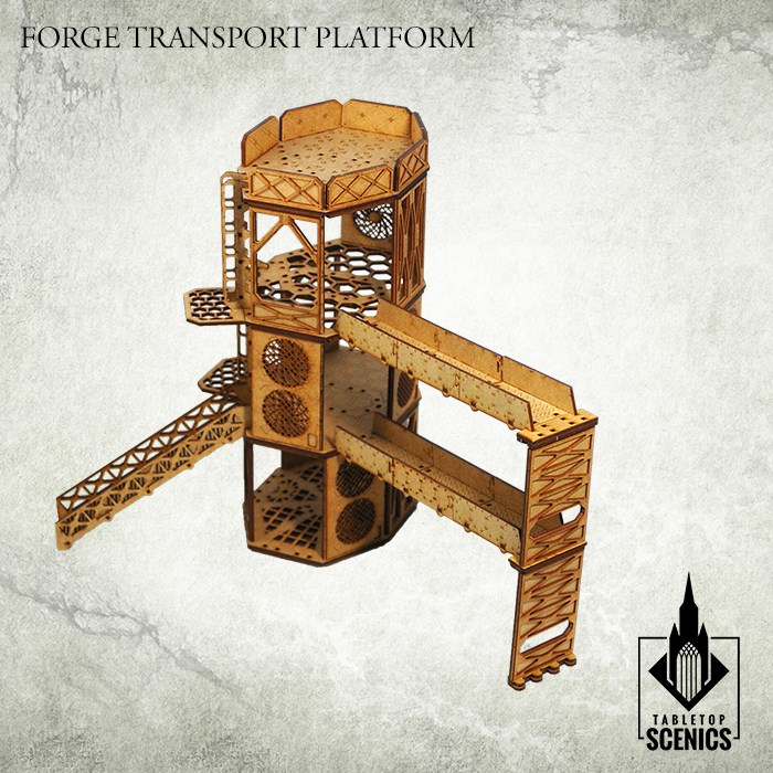 Forge Transport Plaform 2