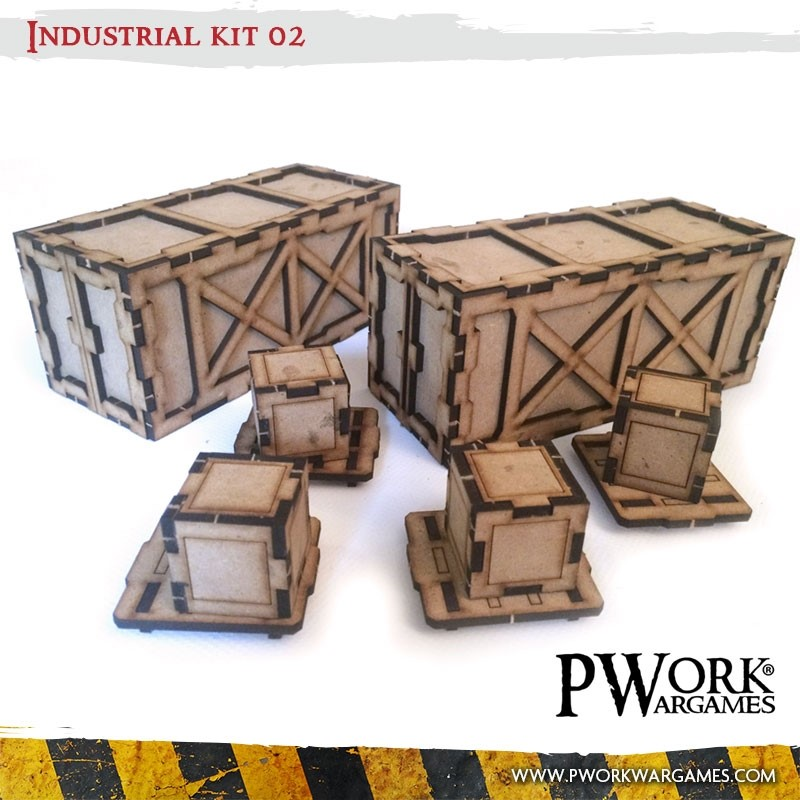 Industrial Kit 2