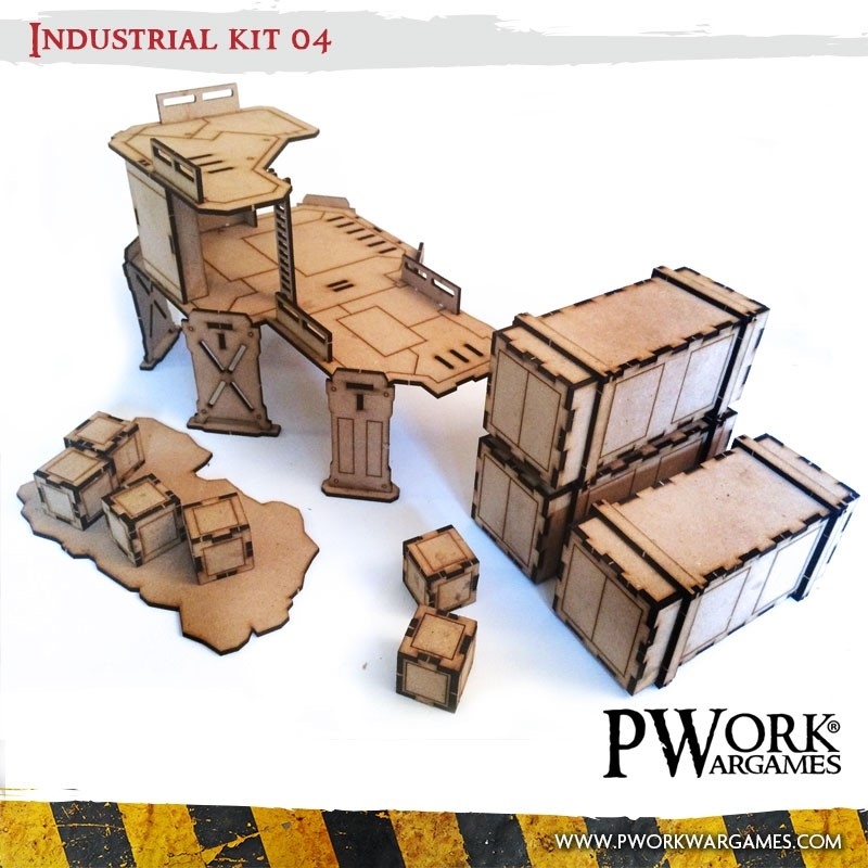 Industrial Kit 4