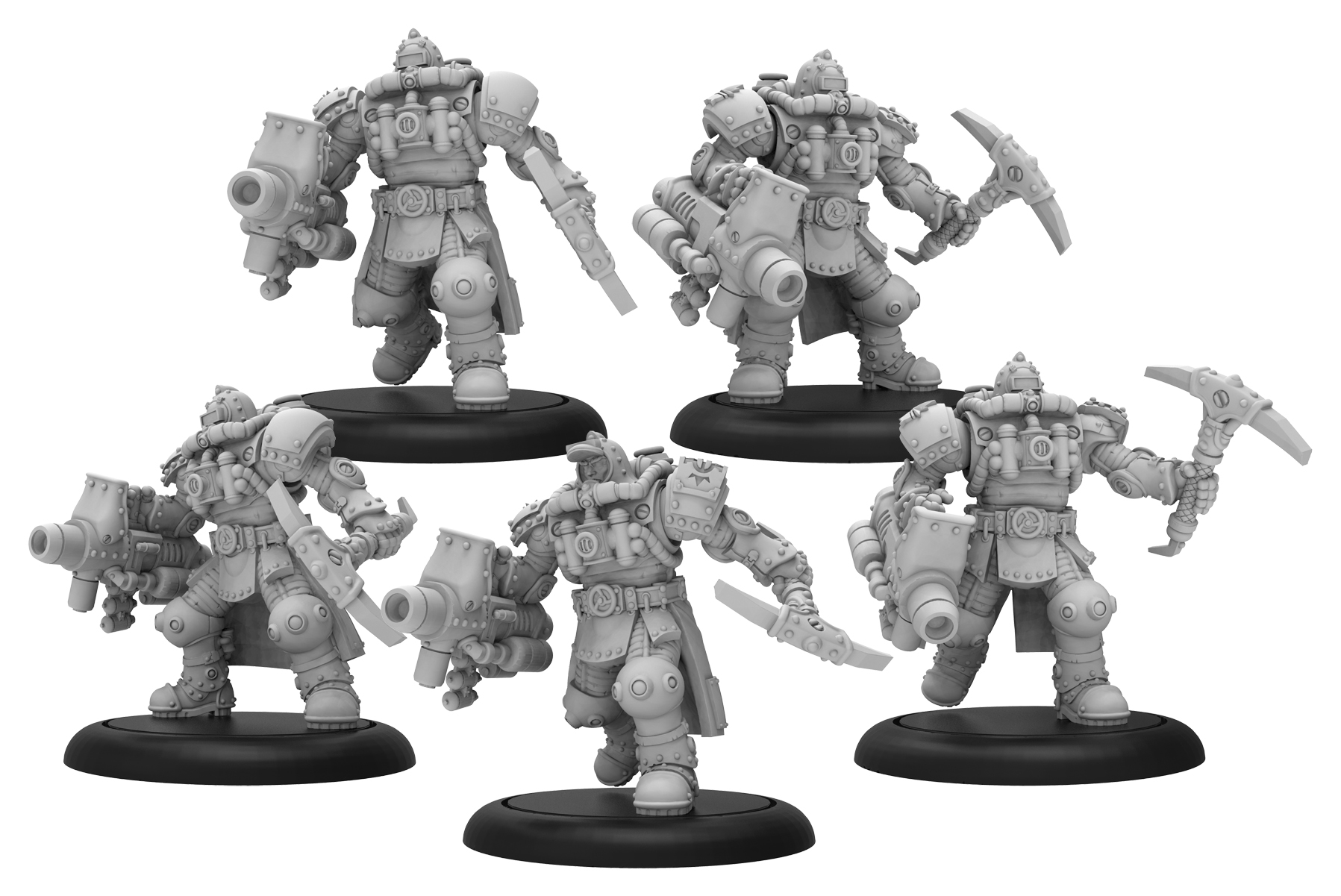 The Art of Privateer Press by Privateer Press — Kickstarter