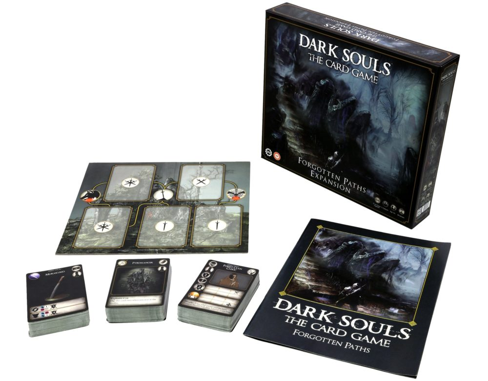 Dark Souls isn't a very forgiving game. Death awaits you around every  corner. The same is true for the card game from Steamforged.