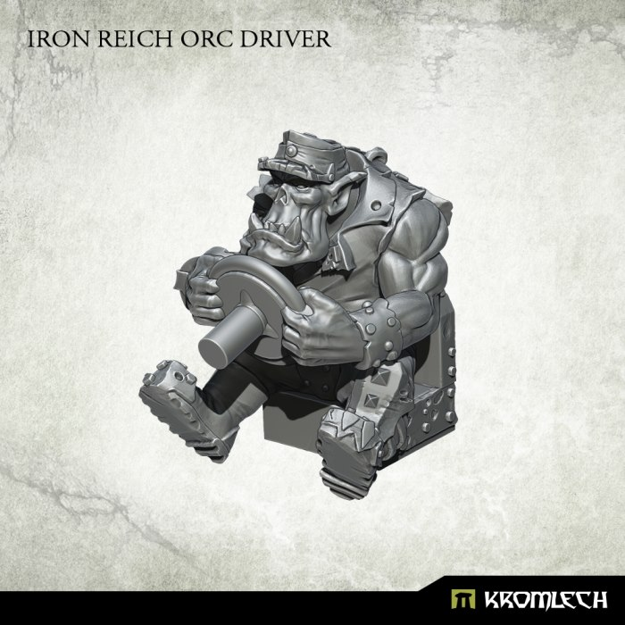 Orc Driver 1