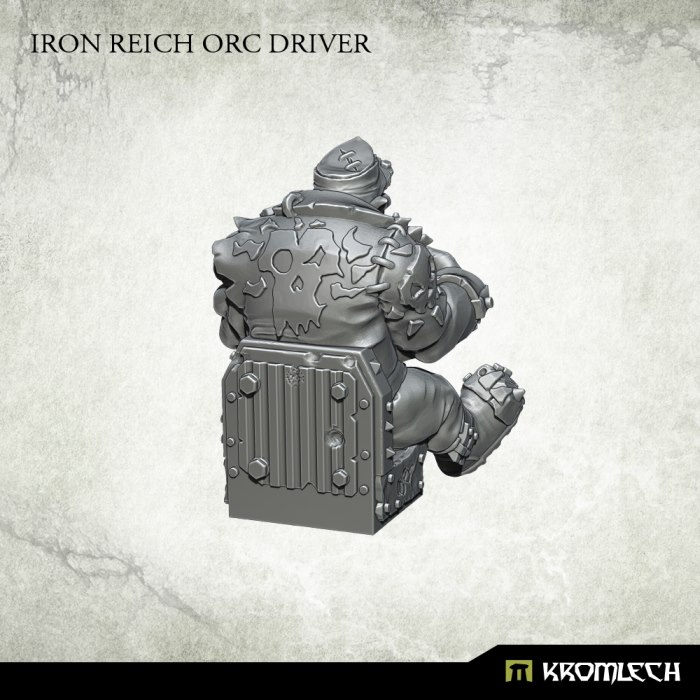 Orc Driver 2