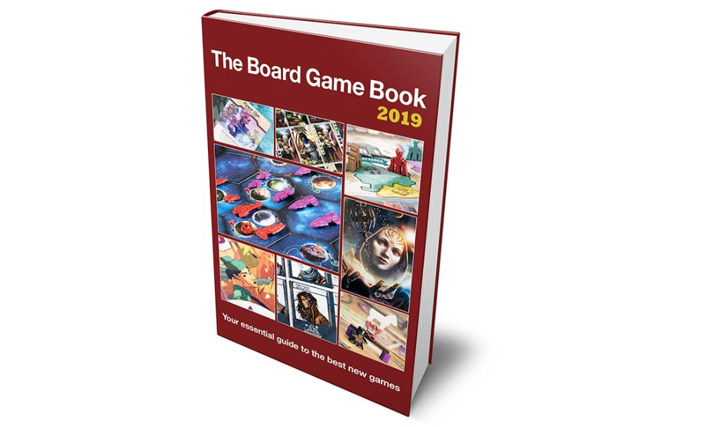 Honestly, I don't read a lot of fiction. I'm much more interested in  non-fiction. So the upcoming The Board Game Book looks to be right up my  alley.