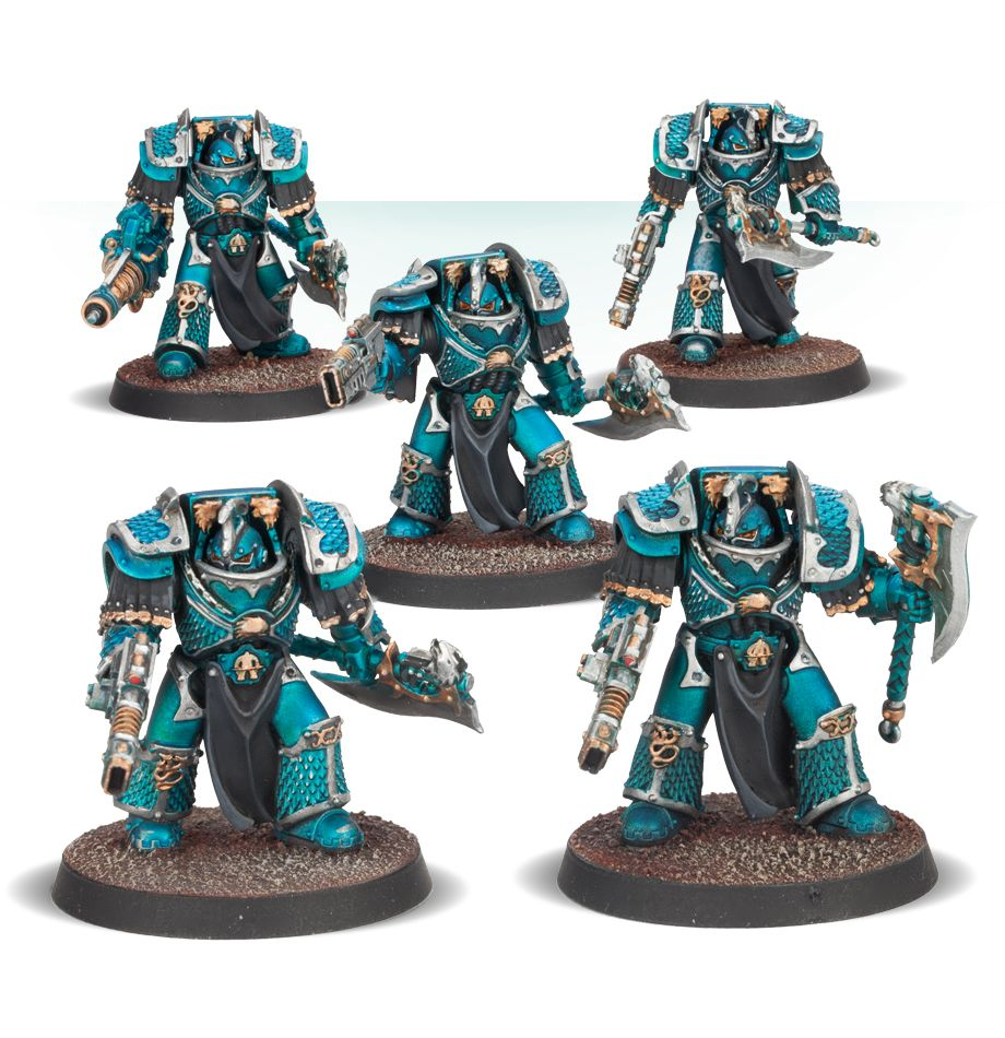 Alpha Legion Primarch, Squads, and Doors Available to Order From