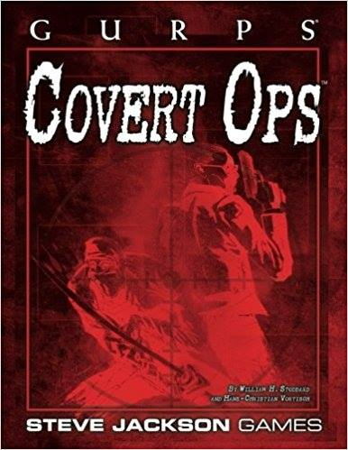 GURPS Covert Ops