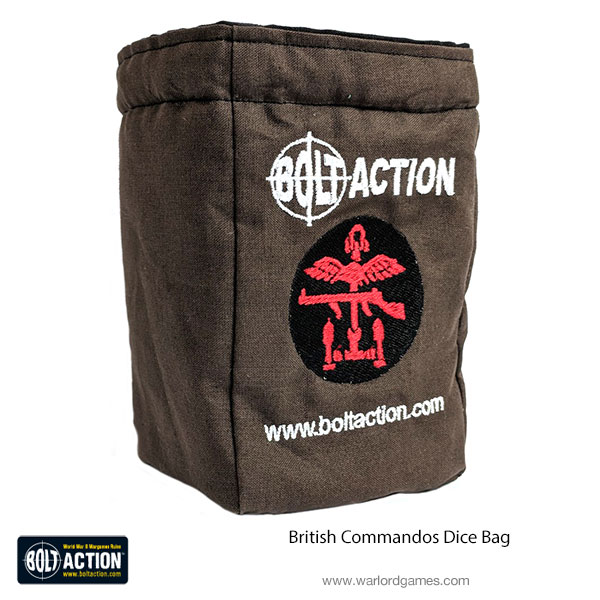 WGB-BAG-15-British-Commandos-Dice-Bag