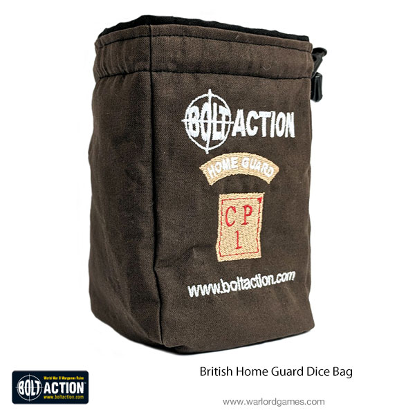 WGB-BAG-16-British-Home-Guard-Dice-Bag
