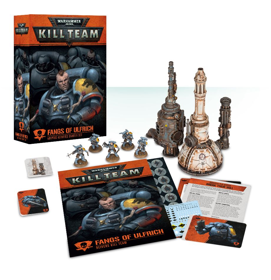 Games Workshop Taking Orders For Kill Team