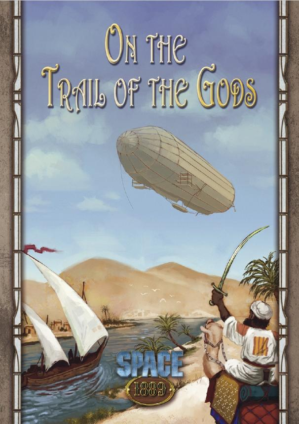 On_The_Trail_of_the_Gods_cover