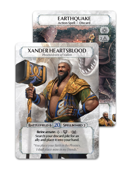 Plaid Hat Announces Two New Decks For Ashes: Rise of the